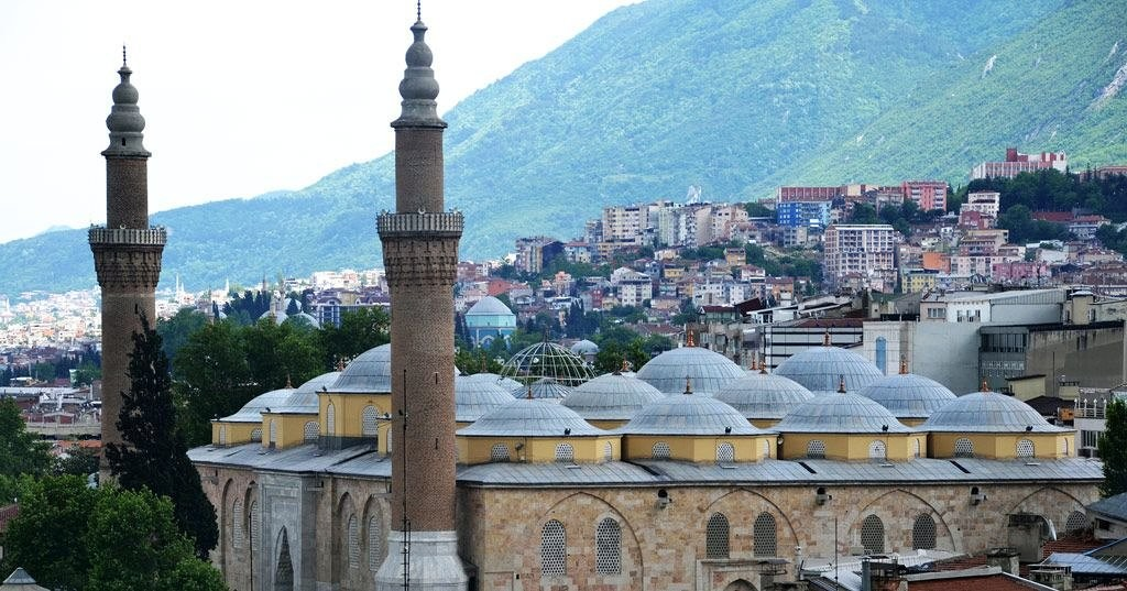 The Grand Mosque of Bursa