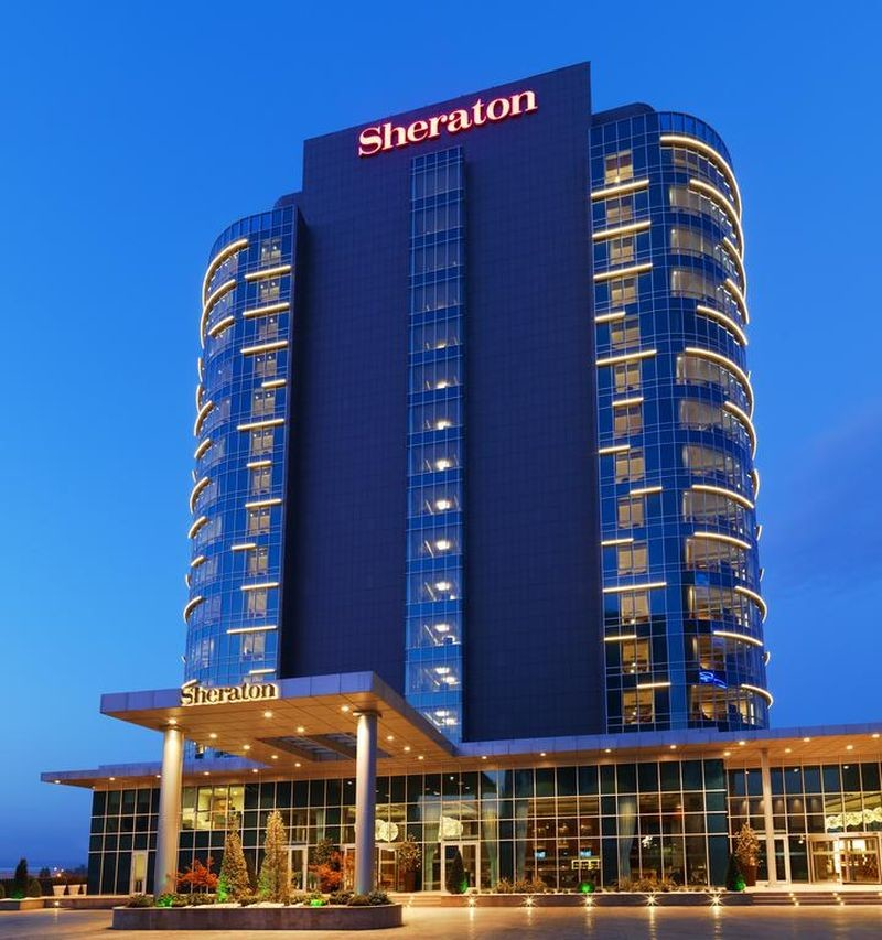 هتل بورسا شرایتون