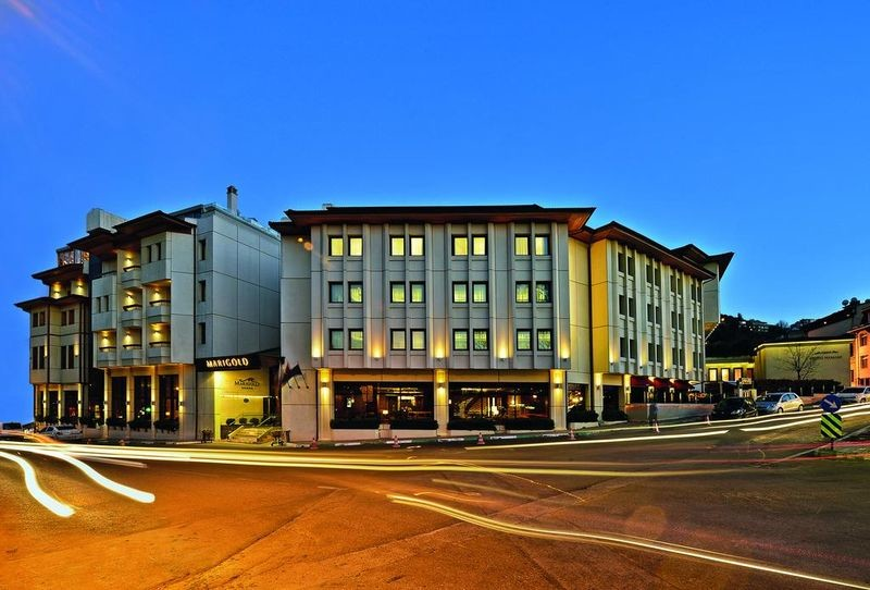 هتل آبگرم و اپسا ماریگلد بورسا