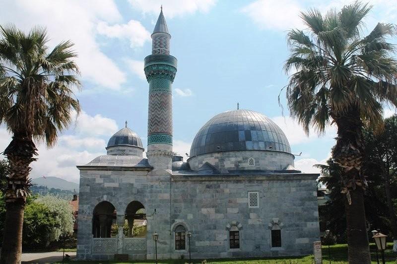 مسجد سبز