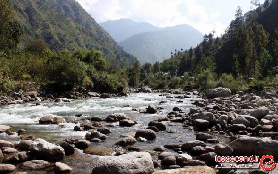 تیرتان والی، هیماچال پرادش(Tirthan Valley, Himachal Pradesh)
