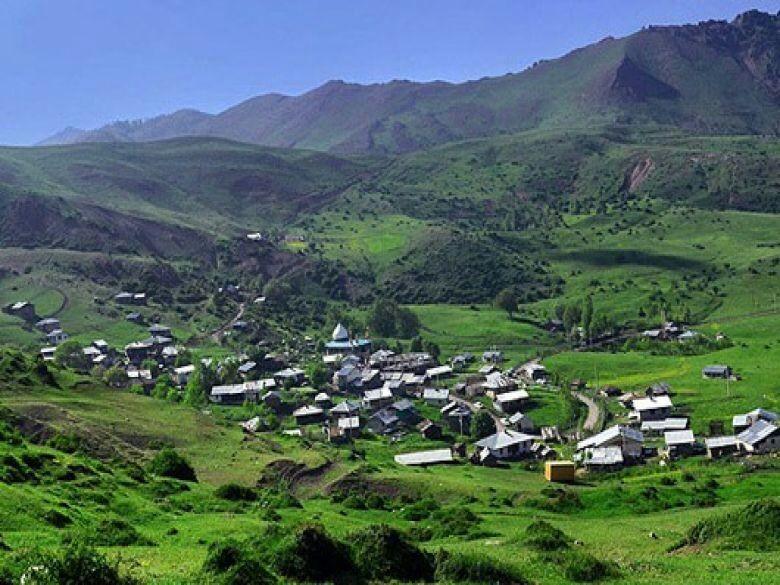 Shah-e Shahidan Village