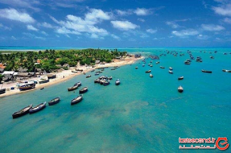 خلیج منّار، تامیل نادو(Tamil Nadu)