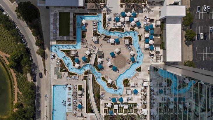 هفت پارک آبی خنک جهان، پیشنهادی برای غلبه بر گرمای تابستان