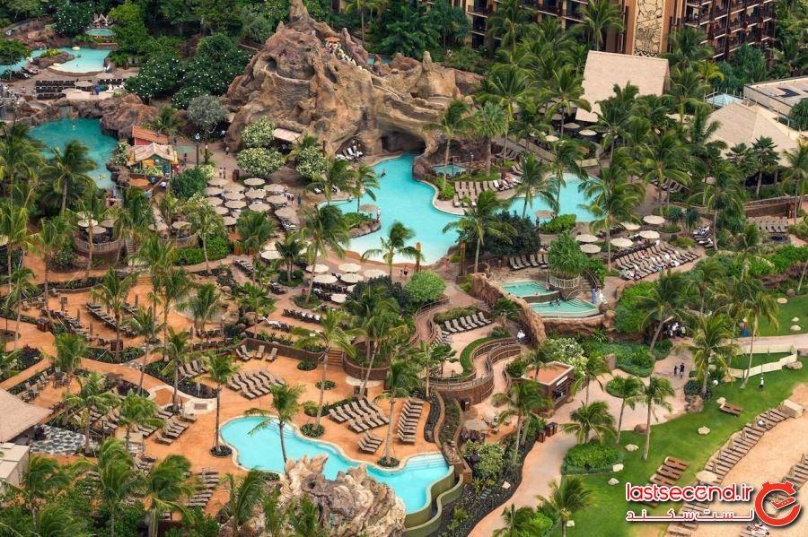 آولانی – اوآهو، هاوایی (Aulani — Oahu, Hawaii)
