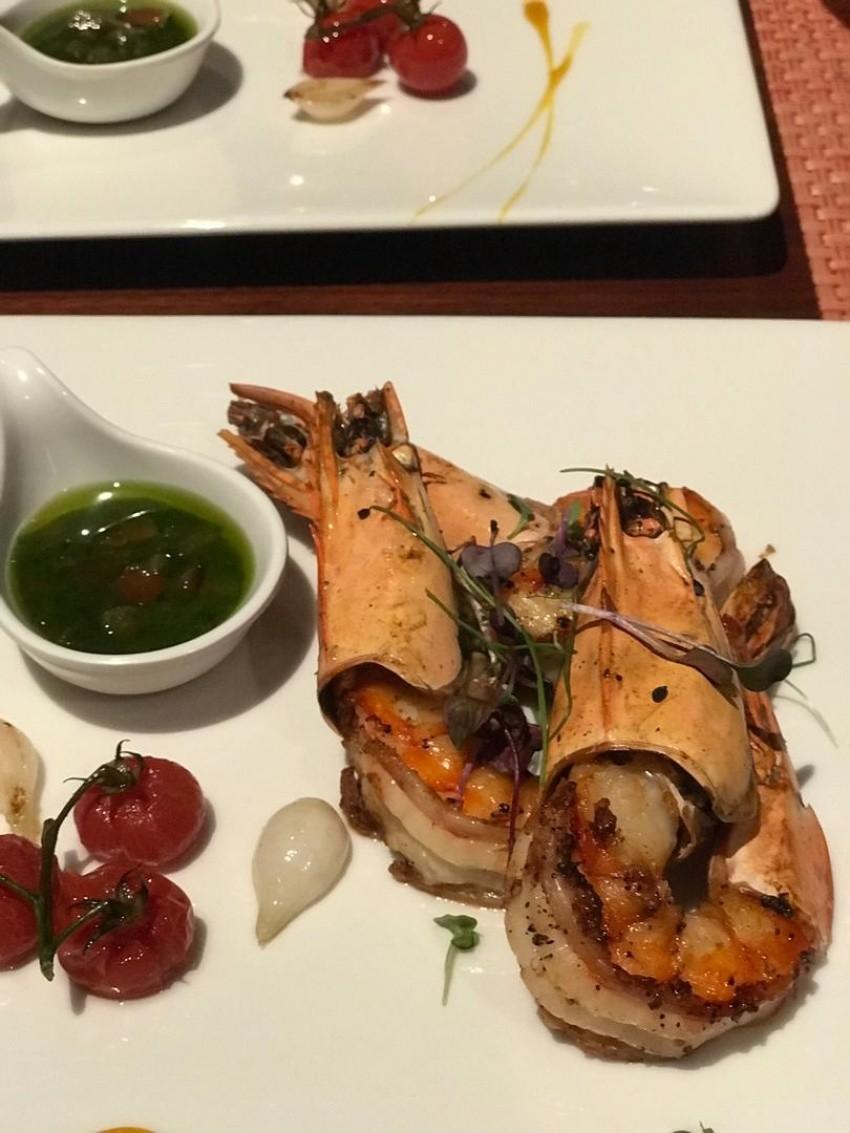 Fairmont Ajman Restaurant