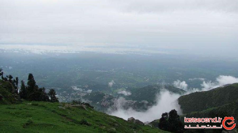 مکلودگنج، هیماچا پِرادش (Mcleodganj, Himachal Pradesh)