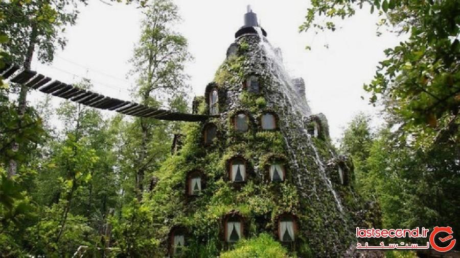10 هتل عجیب در سراسر جهان
