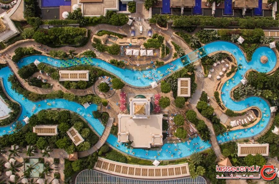 گرند ریزورت دِک، گلکسی ماکائو- کاکائو(Grand Resort Deck, Galaxy Macau — Macau)
