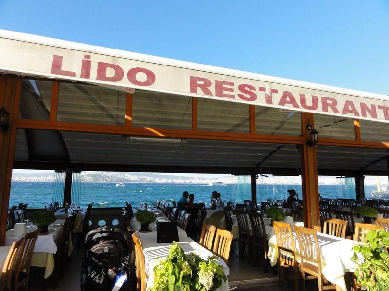 رستوران لیدو