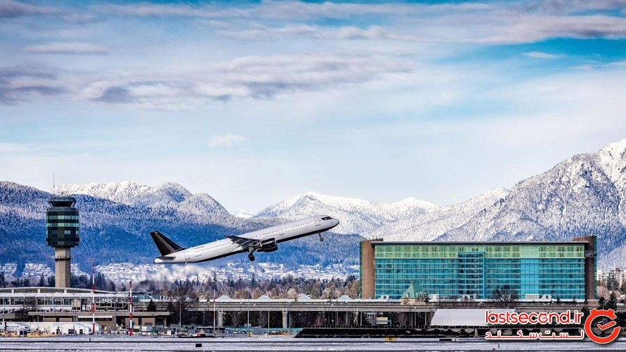 جاذبههای عجیب و غریبی که فرودگاهها را جذابتر میکنند