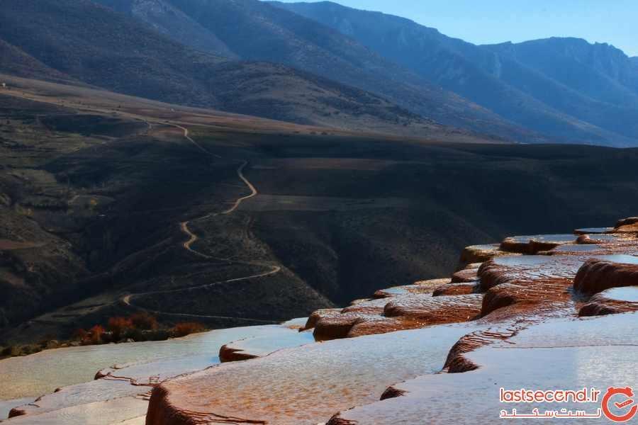 از چشمه های شگفت انگیز باداب سورت تا دریاچه رویایی چورت