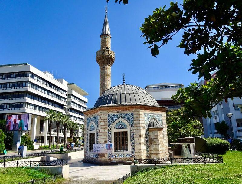 مسجد کوناک