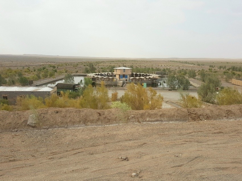 Abshar Jandaq Recreational Complex