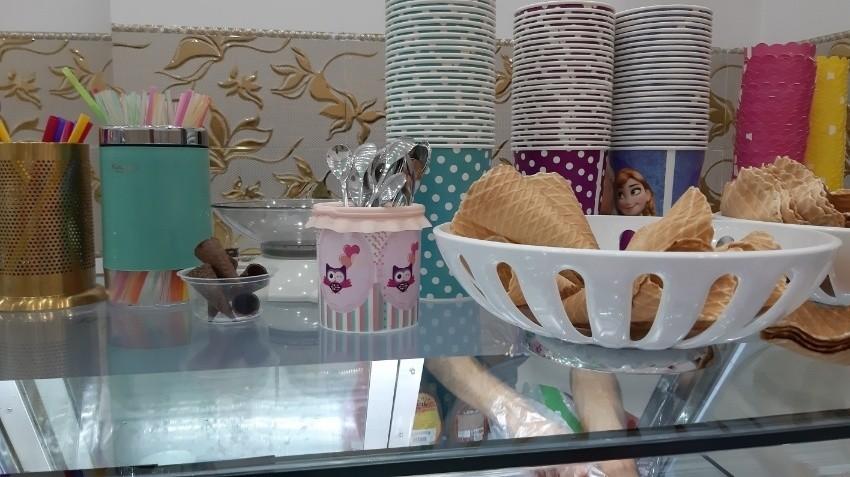 Gelato Cafe Ice Cream