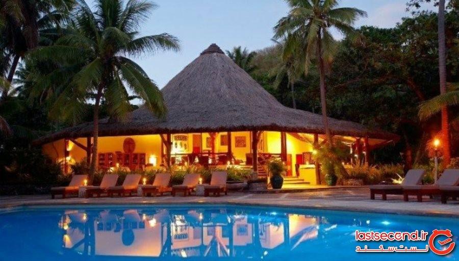 10 نوع از زیباترین هتلهای دوستدار طبیعت در جهان