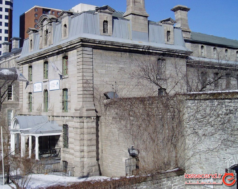 خوابگاه زندان اوتاوا، کانادا
