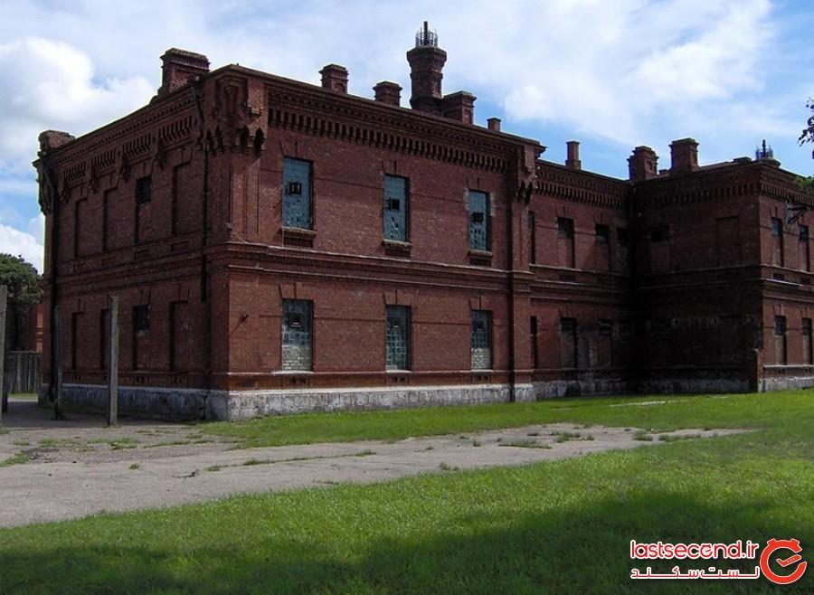 زندان کاراسوتا، لاویتا