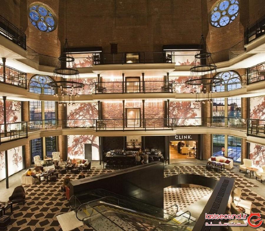هتل آزادی، بوستون، آمریکا