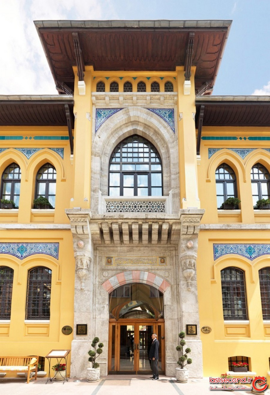 سلطان احمد چهارفصل، ترکیه