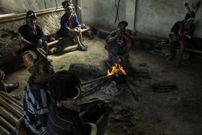آخرین شکارچیان انسان در شمال هند، هنوز به زندگی خود ادامه می دهند