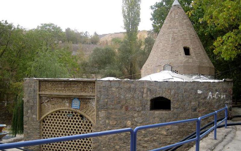 Tomb of Pir Baba