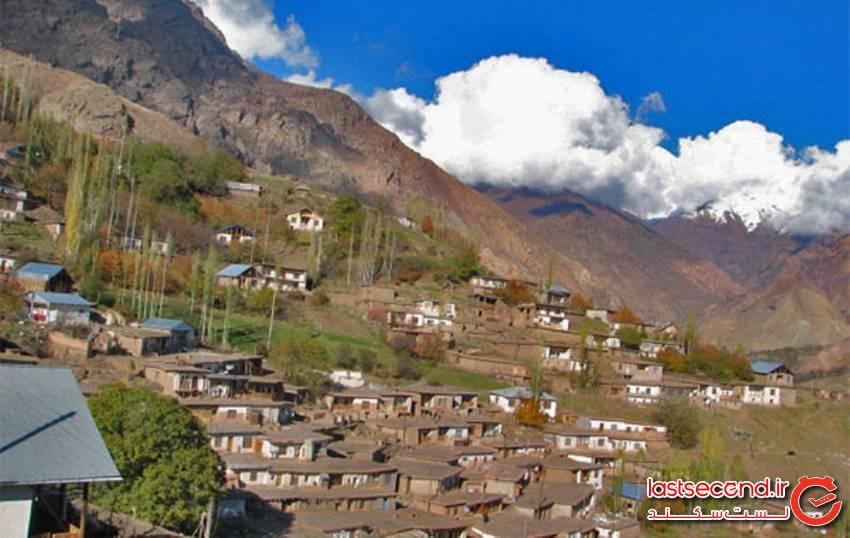 روستای آتان