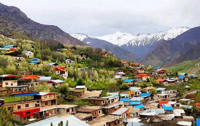 روستای آتان، ماسوله زیبا و فریبنده قزوین