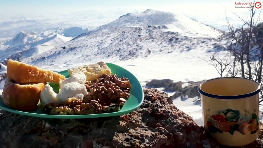 صعود زمستانه به ارتفاعات آلاداغ