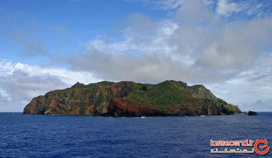 جزایر پیتکرن (Pitcairn Islands)