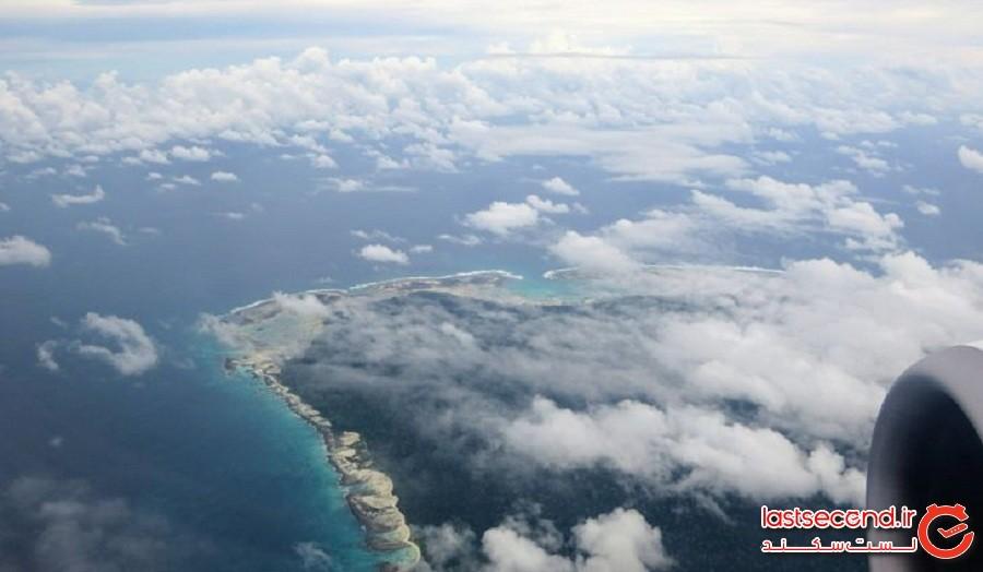 جزیره سنتینل شمالی (North Sentinel Island)