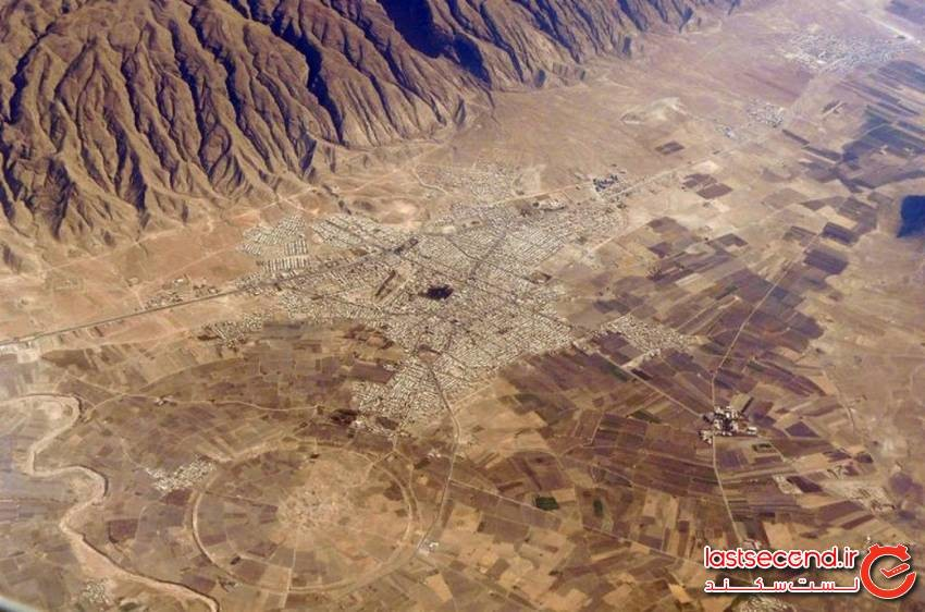 شهر گور، اولین شهر دایره ای ایران در فیروز آباد