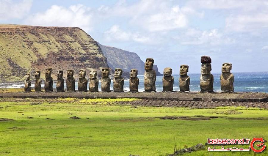 جزیره ایستر (Easter Island)
