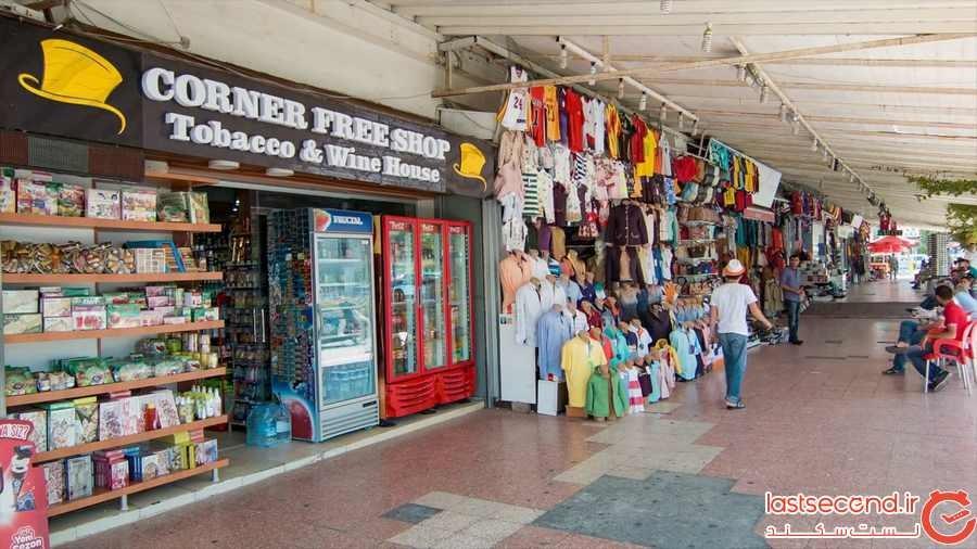خرید در کوش آداسی- بهترین فروشگاه های خرید
