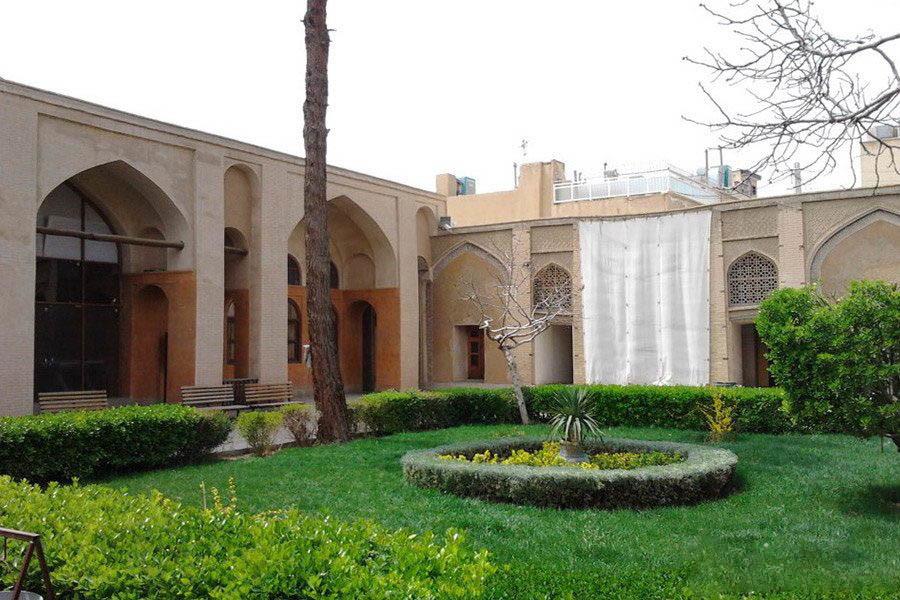 خانه سوکیاس، دانشگاه هنر اصفهان