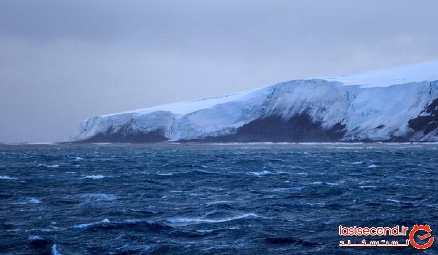 جزیره بووه (Bouvet Island)