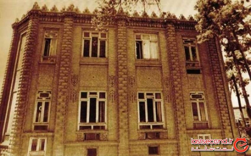 عمارت فاضل عراقی