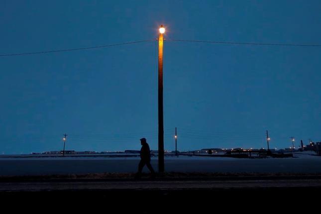 شهری در آلاسکا که هرسال به مدت 65 روز در تاریکی کامل فرو میرود