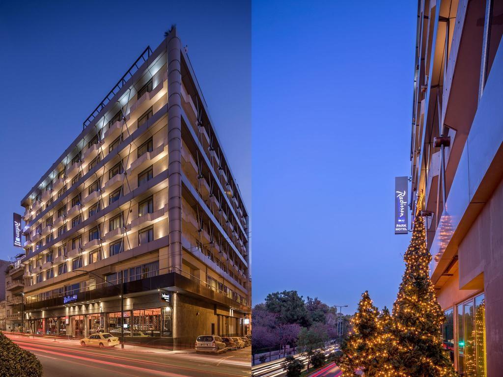 هتل رادیسون بلو پارک آتن