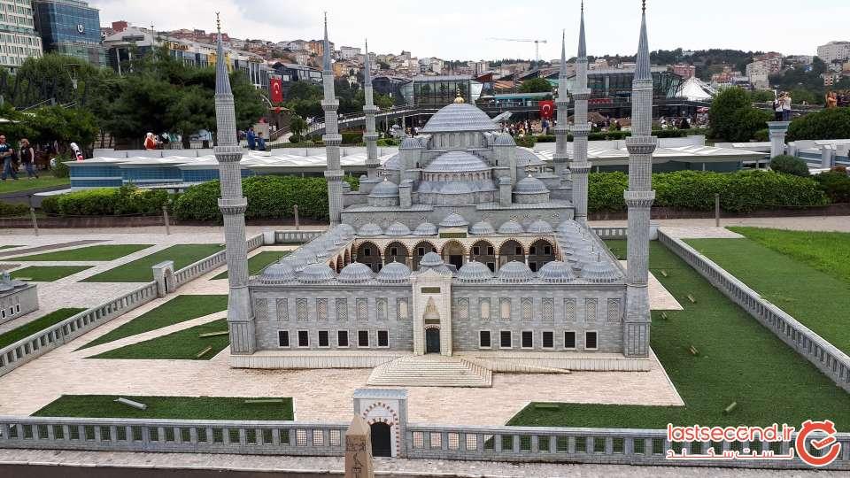 50- ماکت مسجد ساطان احمد در مینیاتورک (Copy).jpg