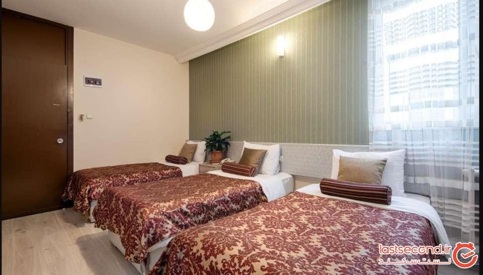 38- اتاق هتل دینار استانبول.jpg