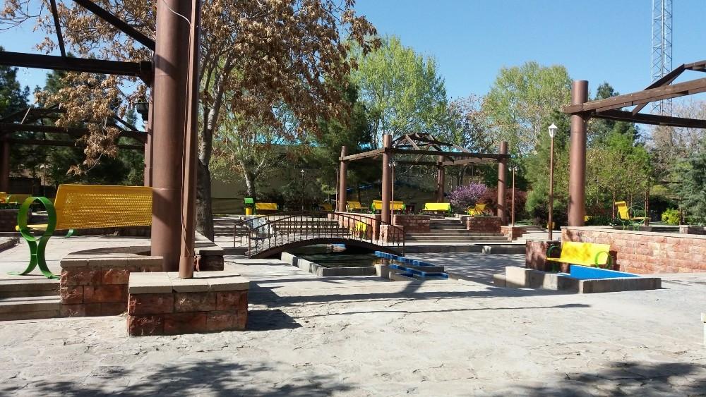 پارک قائم مقام