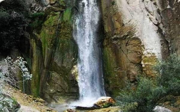 تور آبشار شاهاندشت