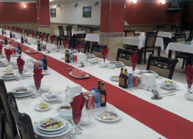 Urmia Park Hotel Restauarant (2).JPG