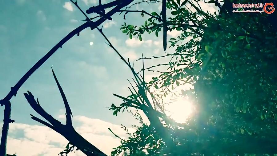 سیبان دره، هنر خدا بر روی زمین
