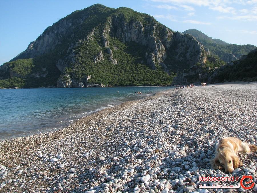 ساحل چیرالی (Cirali)