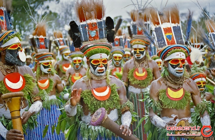 گوروکا (Goroka)، پاپوآ گینهنو (Papua New Guinea)