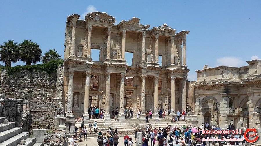 شهر باستانی افسوس (Efes)