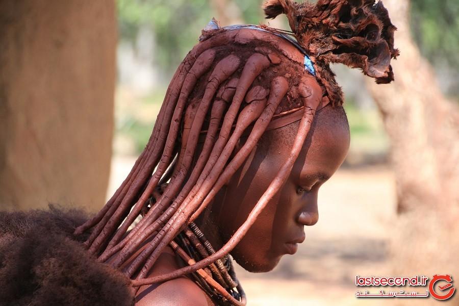 هیمبا (Himba)، شمال نامیبیا (Northern Namibia)