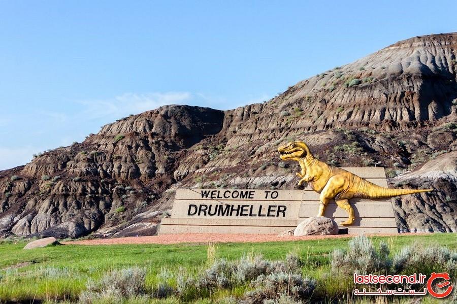 بیشترین بقایای دایناسورها در کدام کشور جهان وجود دارد؟